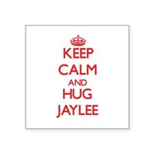 Keep Calm and Hug Jaylee Sticker