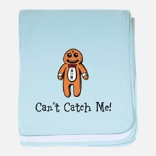 Can't Catch Me! baby blanket