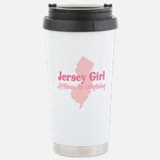 Cute Nj state Travel Mug
