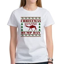 Hump day Guess What Christmas Is O Tee