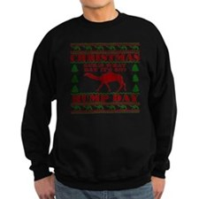 Hump day Guess What Christmas Is Sweatshirt