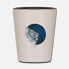 Leo II Shot Glass