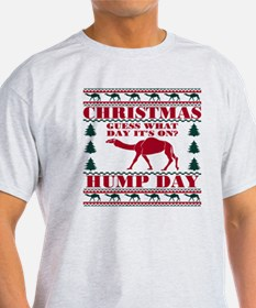 Red Green Hump Day Guess What Christ T-Shirt