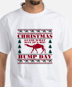 Red Green Hump Day Guess What Chr Shirt