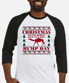 Red Green Hump Day Guess What Chri Baseball Jersey