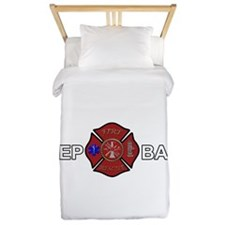 Maltese Cross Twin Duvet