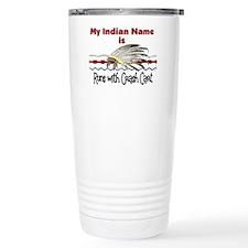 Unique Funny neuro nurse Travel Mug