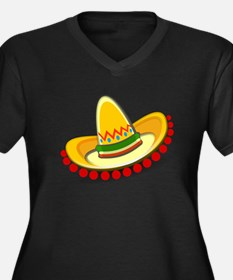 Sombrero Plus Size T-Shirt