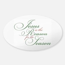 Jesus is the Reason Decal