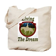 TWH Living the Dream Tote Bag