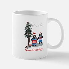 Santa Bears Mugs