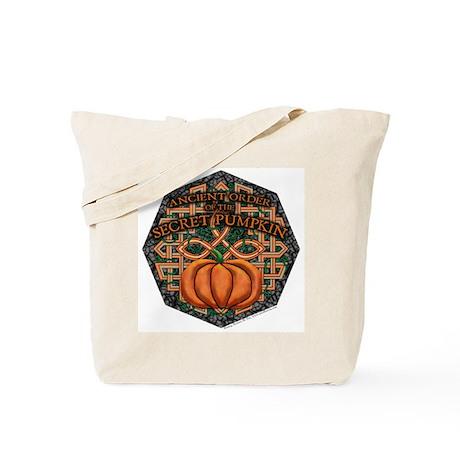 Secret Pumpkin Tote Bag