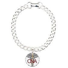 CNA Medical Symbol Bracelet