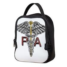 PA Symbol Neoprene Lunch Bag