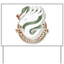DUI - 626th Brigade - Support Battalion Yard Sign