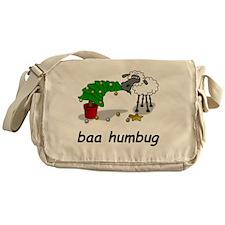 baa humbug Messenger Bag