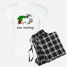 baa humbug Pajamas