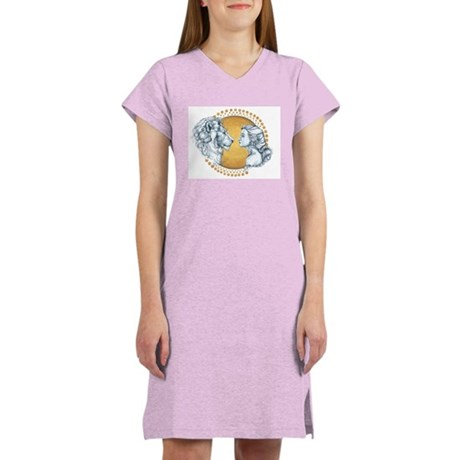 Beauty and the Beast Women's Nightshirt