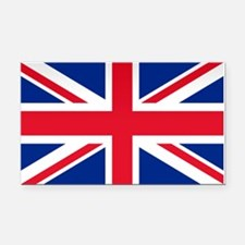 Cute English flags Rectangle Car Magnet