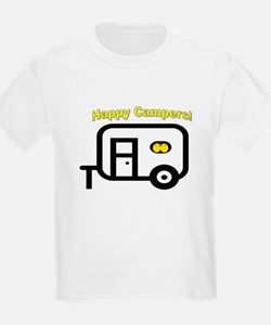 Happy Campers! T-Shirt