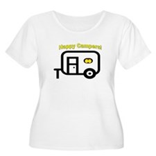 Happy Campers! Plus Size T-Shirt