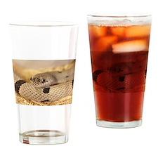 Gray-banded kingsnake Drinking Glass