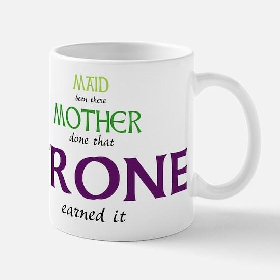 Maid Mother Crone Mugs