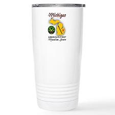 MICHIGAN'S FUTURE Travel Mug