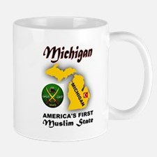 MICHIGAN'S FUTURE Mugs