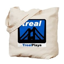 Treal Playa Tote Bag