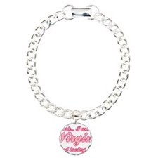 Cute I love lost Charm Bracelet, One Charm