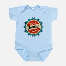 Retro Genuine Quality Since 1977 Infant Bodysuit