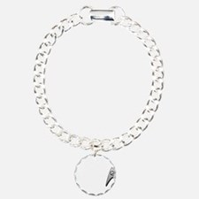 Funny Original Charm Bracelet, One Charm