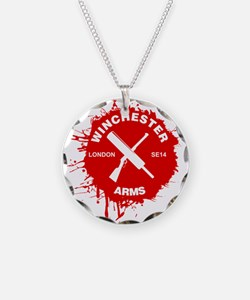 Winchester Arms Necklace