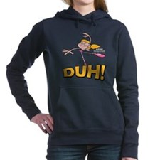DeeDee Duh! Hooded Sweatshirt