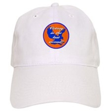 Victory in the Last Second Baseball Cap