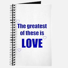 BLUE LOVE Journal