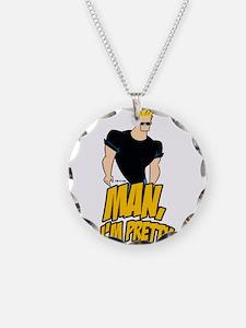 Man Im Pretty Necklace