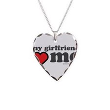 My Girlfriend Loves Me Necklace