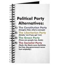 Political Party Journal