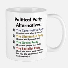 Political Party Mugs