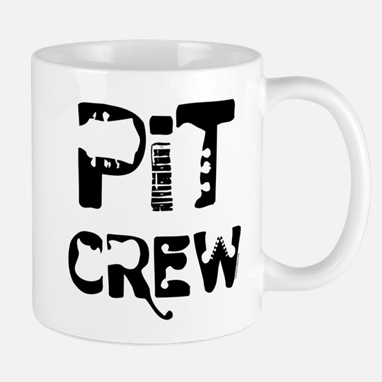 Band Pit Crew Mug