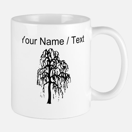 Custom Willow Tree Mugs