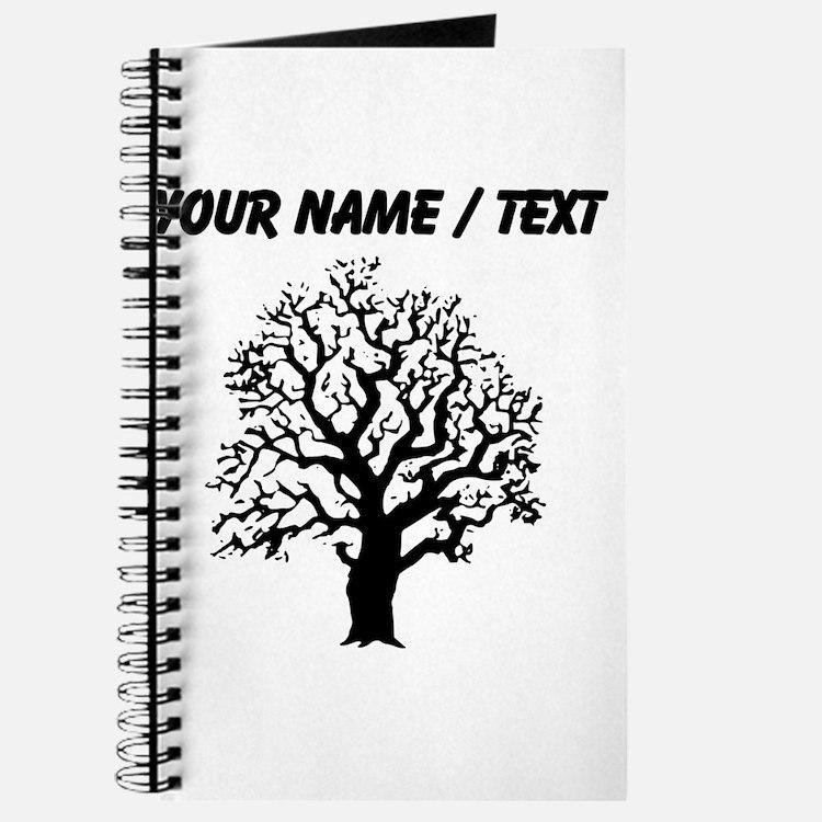 Custom Oak Tree Journal