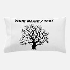 Custom Oak Tree Pillow Case