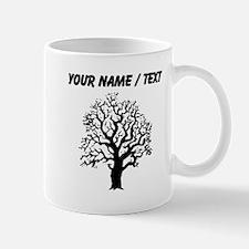 Custom Oak Tree Mugs