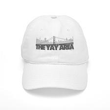 The Yay Area Baseball Baseball Cap