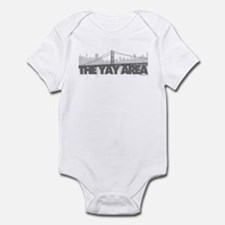 The Yay Area Infant Bodysuit