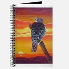 Red Tailed Hawk Journal