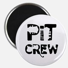Band Pit Crew Magnet